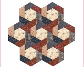 English Paper Piecing Pack No. 14