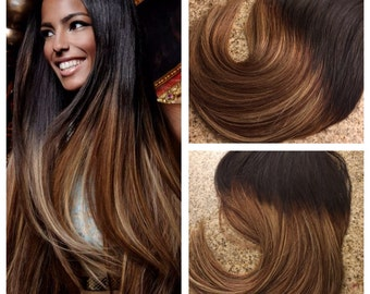 View i tip hair extensions by haircouturebyhamo on etsy 5 star ombre balayage cuticle remy human hair keratin fusion itip stick tip microbead extensions 100grams pmusecretfo Image collections