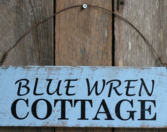 Rustic Wooden Signs Made From Reclaimed Wood - Custom Made