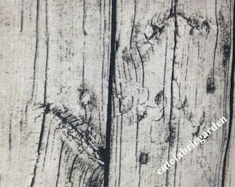 Cotton Linen Fabric - 1 Meter Art Style Fabric - Grain Print - Grain Fabric