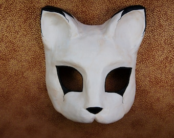Made to Order - Cat Masquerade Mask