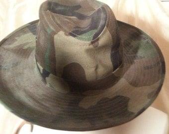 Broner Camouflage Hat