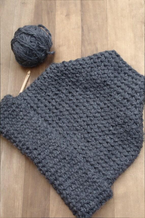 Crochet Hat Pattern Crochet Beanie Alternative Winter Hat ...