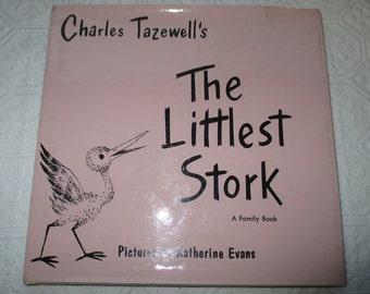 Charles Tazewell's The Littlest Stork Book