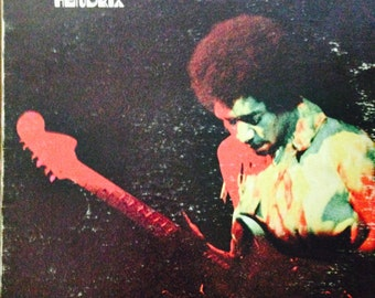 Jimi Hendrix - Band Of Gypsys - vinyl record