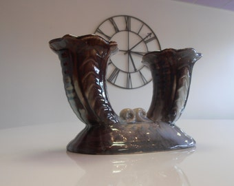 Jasba ceramic candle holder 1950s !   *SALE*