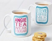 What's Your Order Personalised Mug