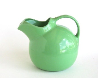 Coors Chefsware Ball Pitcher  Apple Green