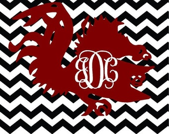 Monogram Wallpaper/Screensaver