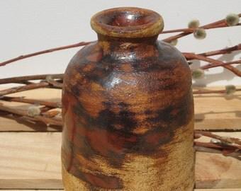 Wheel Thrown Mini Vase