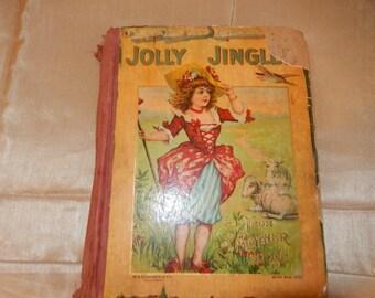 JOLLY JINGLE BOOK