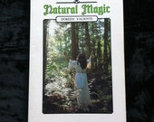 NATURAL MAGIC by Doreen Valiente* Classic Witchcraft* Pagan*