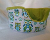 Nocturnaly green cozy cuddle cup