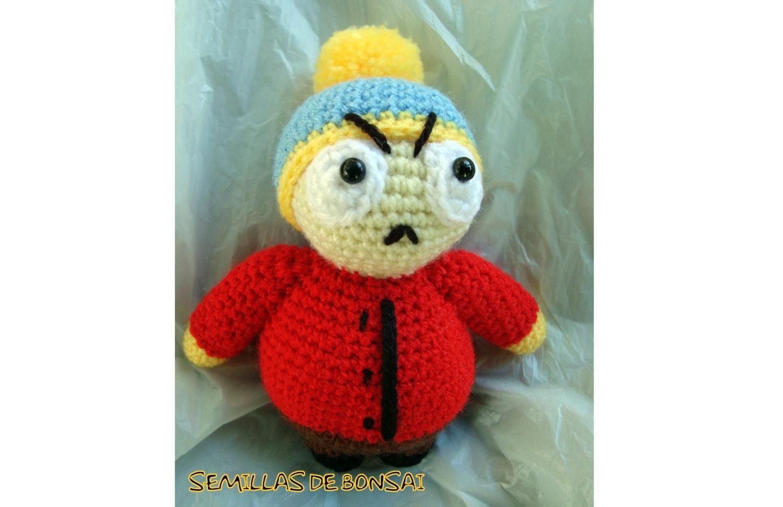 Amigurumi Cartman : Cartman Amigurumi South Park