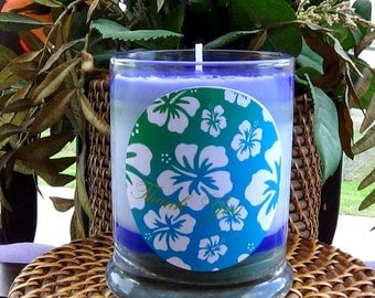 Glass Jar Candle Choose Your Scent