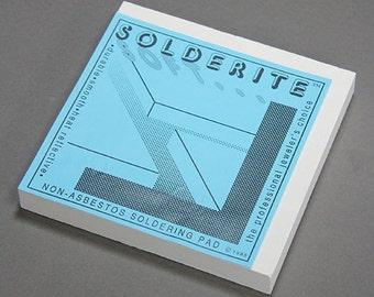 """Solderite Soldering Block 6"""" x 6"""" x 3/4""""  (54.210S)"""