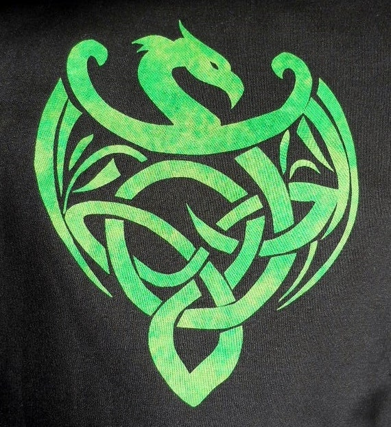 Easy Celtic Dragon Quilt Applique Pattern By Humburgcreations