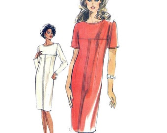 Vogue Sewing Pattern 7051 Misses Dress Designed by Koko Beall  Size 6-8-10 Uncut