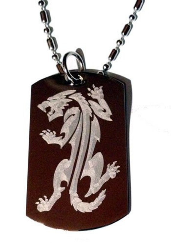 tribal fierce fox prowling tattoo logo symbols military dog. Black Bedroom Furniture Sets. Home Design Ideas