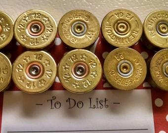 10 Shotgun Magnets~Gift Wrapped