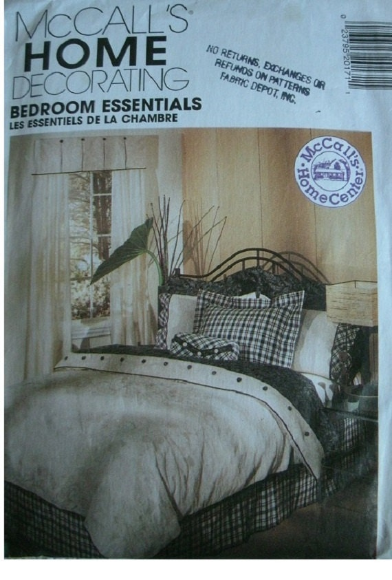 Bedroom essentials reversible duvet cover bedskirt valance for Bedroom necessities