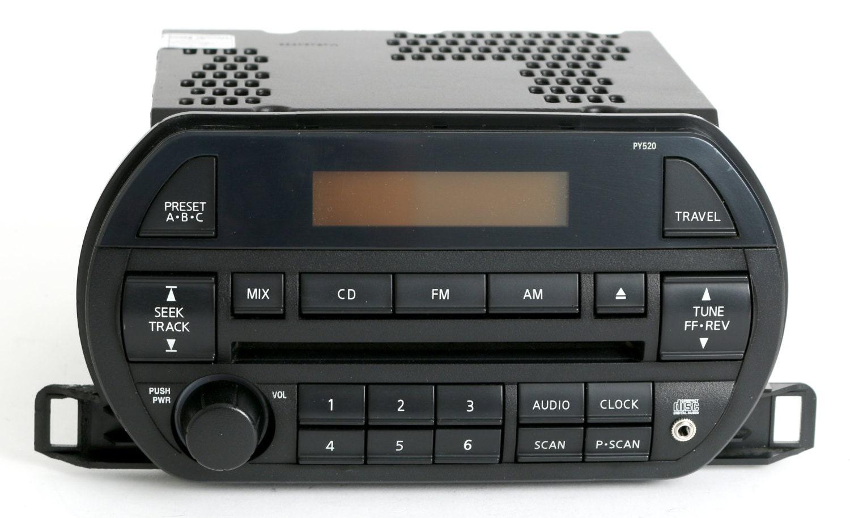 Nissan Altima 2002 To 2005 Radio Am Fm Cd Player Upgraded W