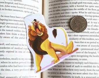 Roaring Lion sticker or magnet