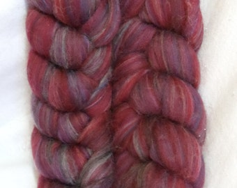 Merino roving for spinning or felting