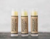 Pack of Three Vegan Lip Balms
