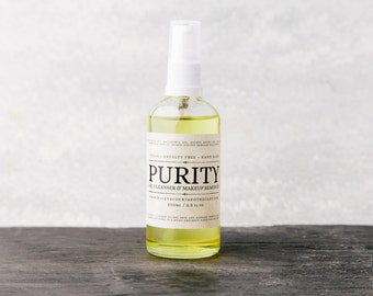 Purity -  Facial Cleanser | Natural Face Wash & Makeup Remover