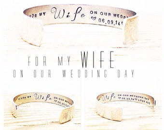 bride gift for my wife on our wedding day wife gift present for wife ...