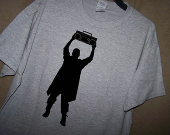 SAY ANYTHING John Cusack Holding Boom Box T Shirt