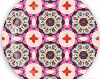 Plate, Melamine Plate, Decorative Plate, Dinnerware - Whimsical No. 4
