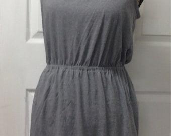 Ladies Monogrammed Strappy Dress