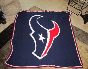 Popular Items For Texans Blanket On Etsy