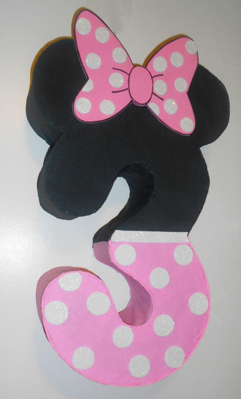 Minnie mouse pinata minnie mouse pink minnie mouse - Manualidades minnie mouse ...