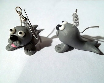 earrings Animal Jewelry creepers