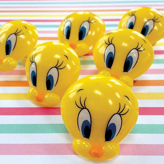 Tweety Bird Cake Topper Kit