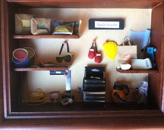 Miniature Contractor's Box