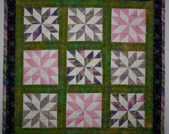 Annie's Star Mini Quilt