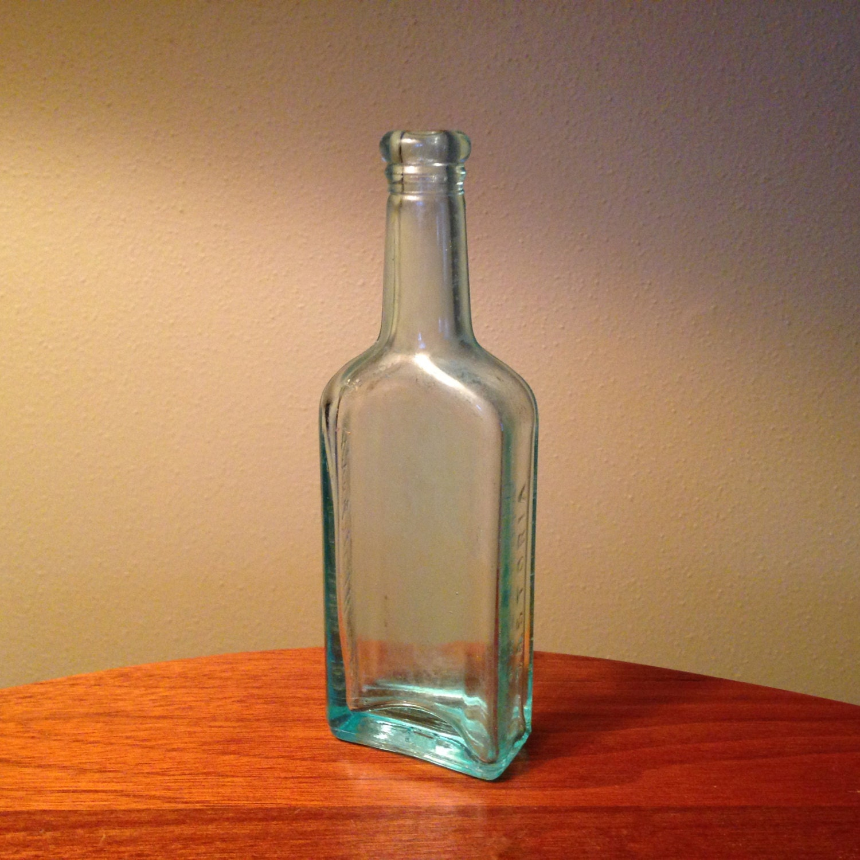 Fletcher S Castoria: Vintage Cha. H. Fletcher's Castoria Bottle By FromTheSeller