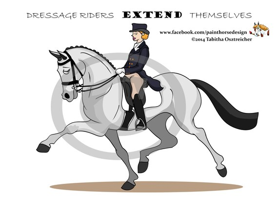 Design Dressage Paint Horse Design Dressage
