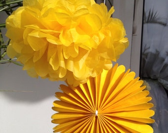 Pomwheel Tissue Pompoms Nursery Pompom Party Decor Tissue Paper Flower Poms Ceremony Decoration Pom Pom Wedding Paper Pom Wedding Reception
