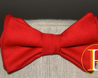 Cardinal Red Pursuit By Ivery Children's Bow-tie