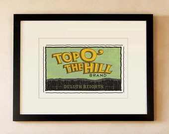 Top O The Hill