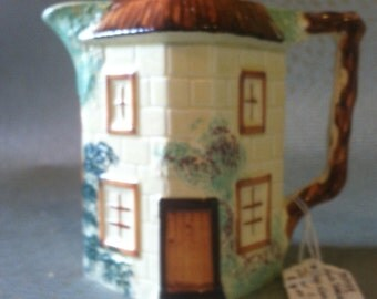 Cottage ware pitcher Keele St. pottery circa 1950's