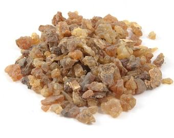 Myrrh Resin (Wild Harvested)