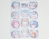Poros of Freljord Stickers