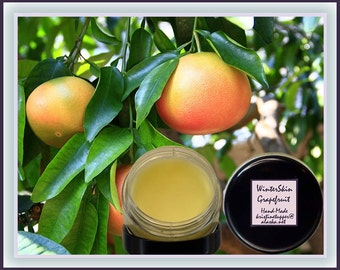 Grapefruit - Ginger - Vetiver Solid Perfume Fragrance