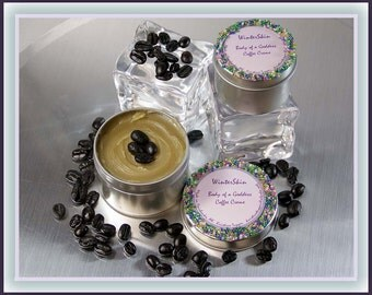Body of a Goddess Coffee Body Cream with Apricot Oil and Cocoa Butter